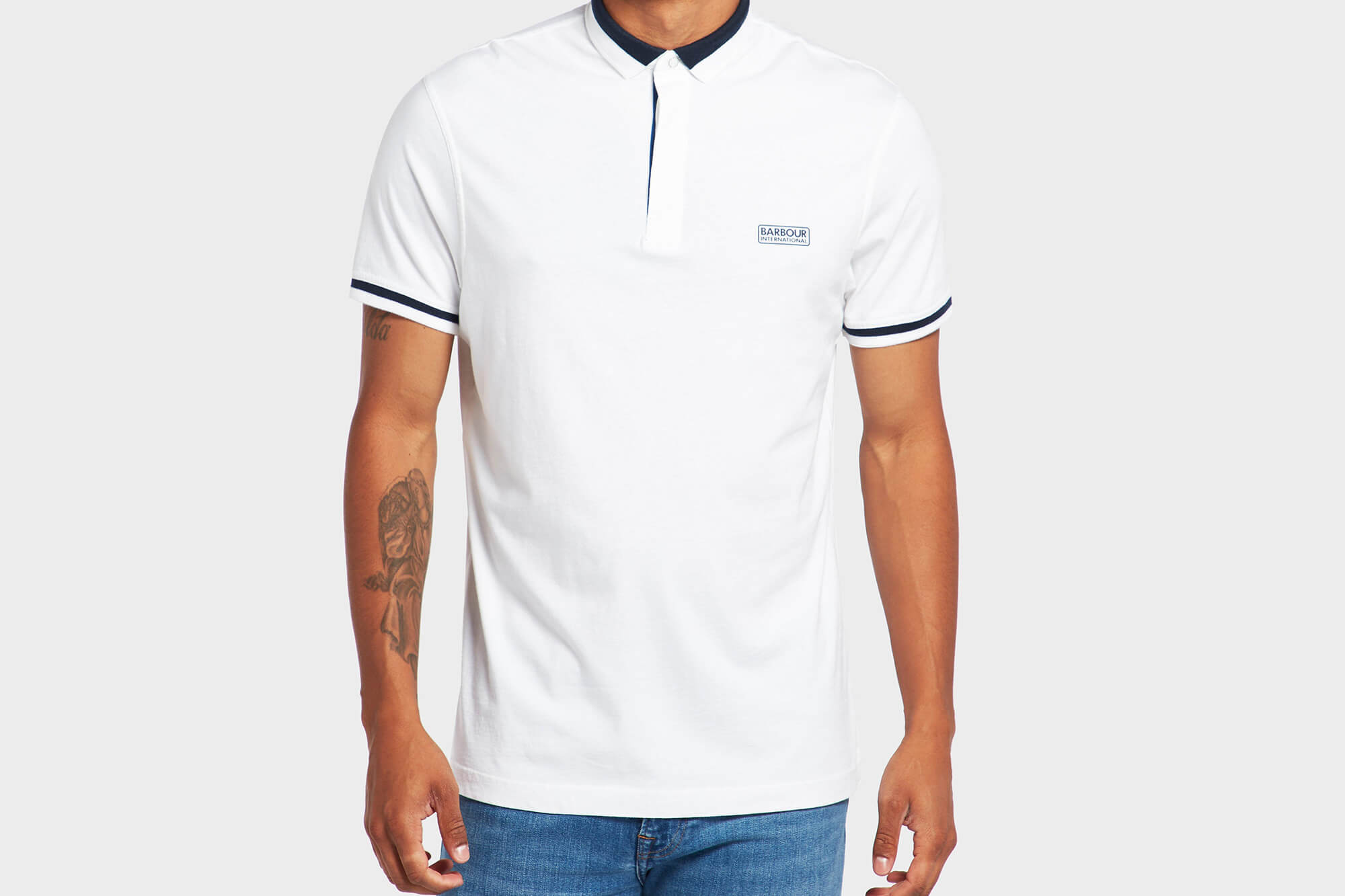 Barbour Itnl Short Sleeved Polo